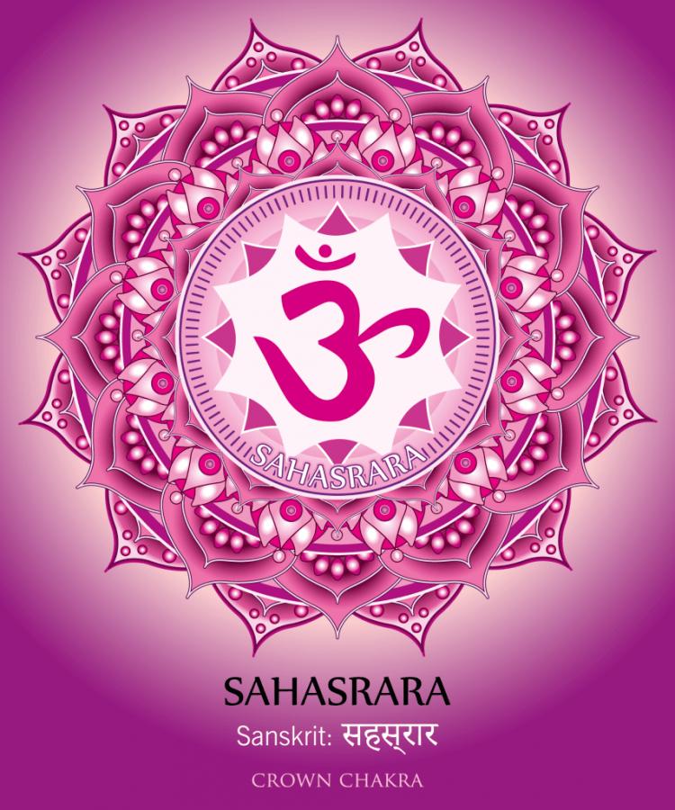 The Crown Chakra aka Sahasrara