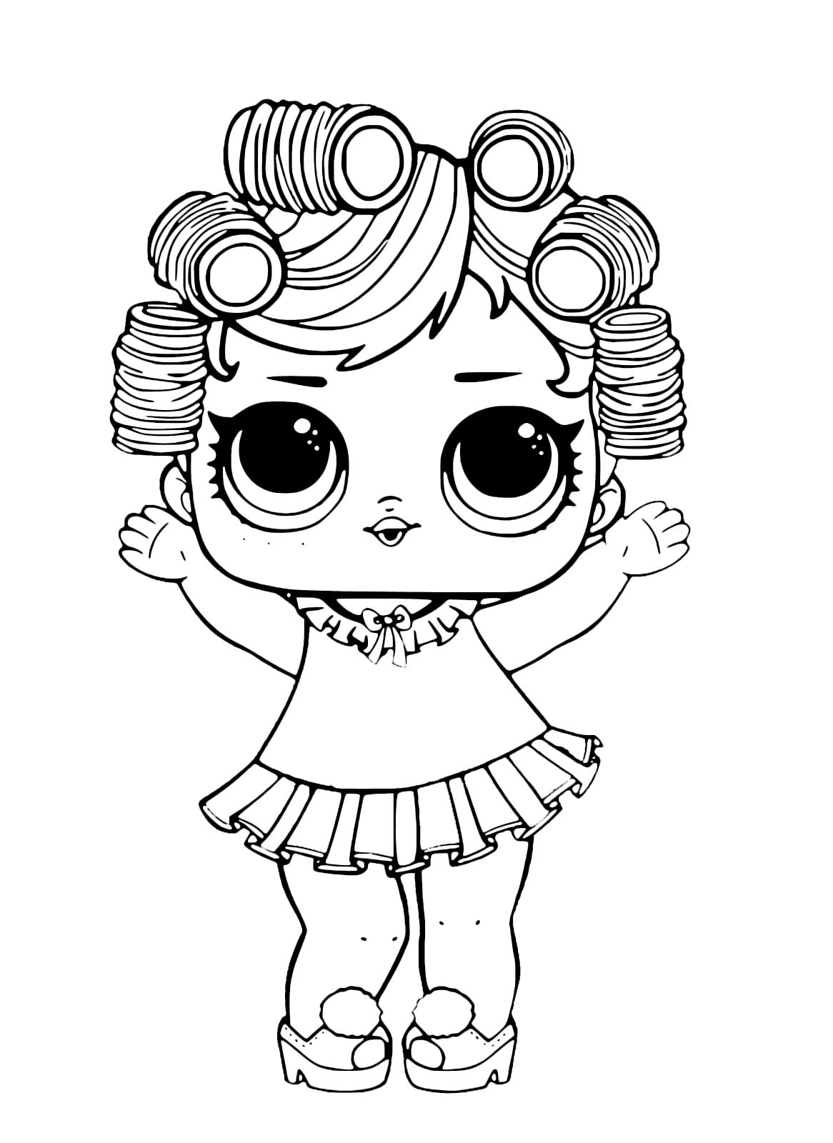 Unicorn Lol Doll