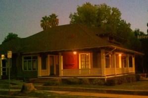 Mrs. See's original house in Pasadena (Photo - Staff)