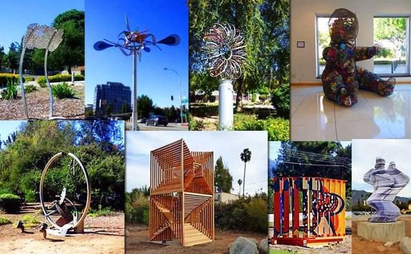 8 New Beautiful Public Artworks in Pasadena