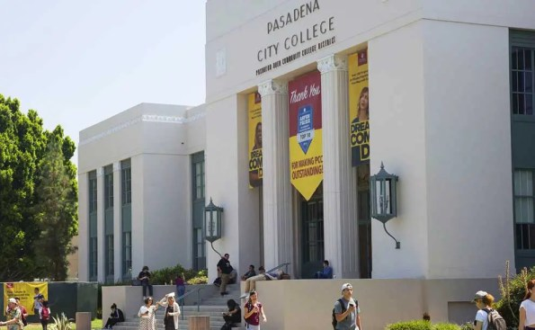 Pasadena City College Ranks #1 in CA