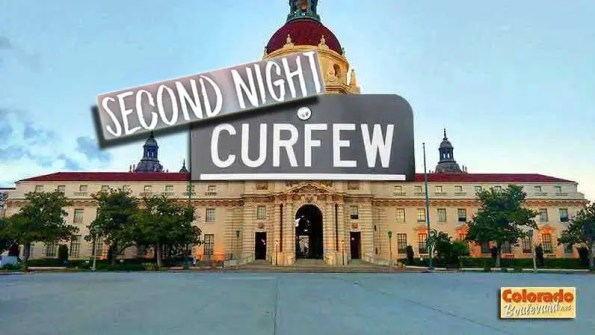 [Updated] May 31, 2020: Pasadena Second Night Curfew