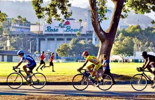 What's Allowed at the Rose Bowl Loop?
