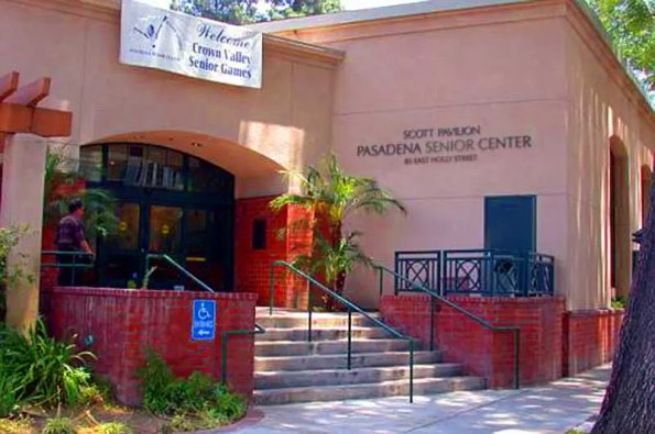Pasadena Senior Center: Lots of Virtual Events