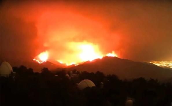 Bobcat Fire Live Updates
