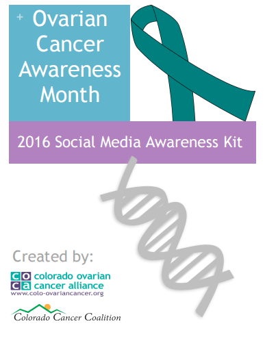 Ovarian Cancer Media Kit
