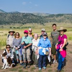Cancer to 14K hikers