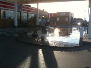 Environmental Pressure Washing