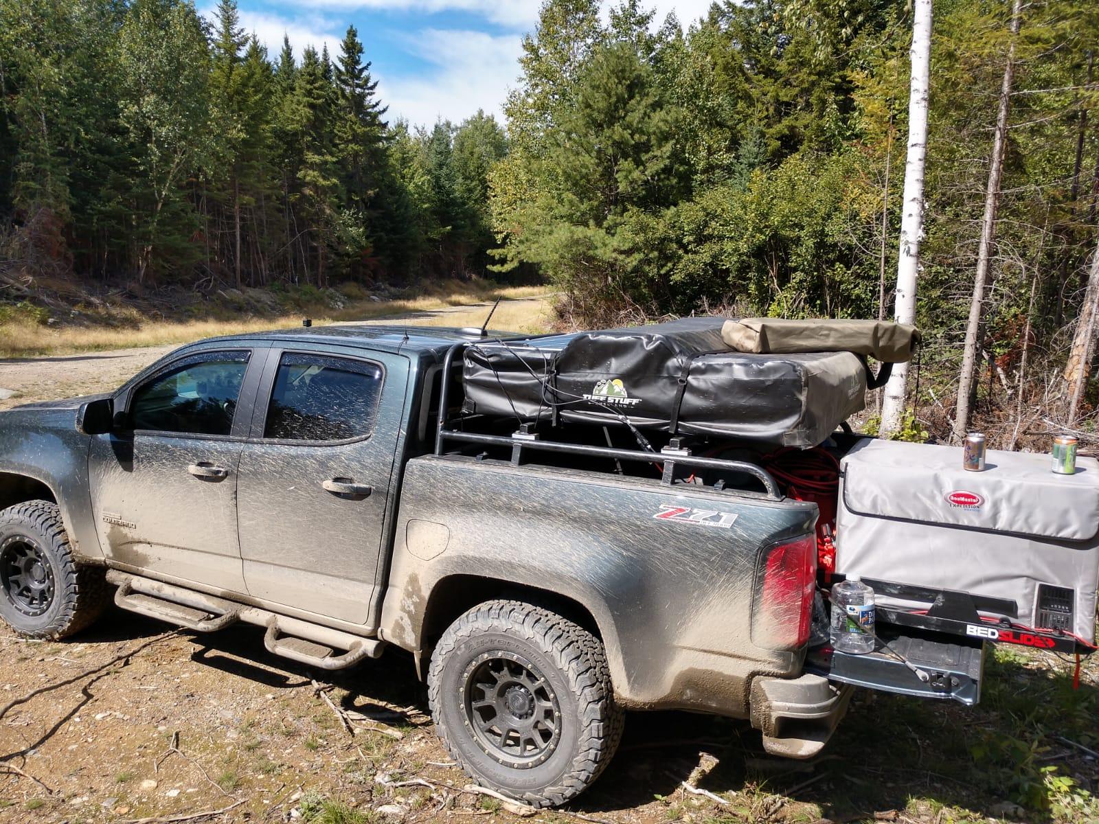 overland pickup racks page 3 chevy