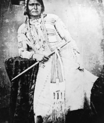 Timnath History: Chief Friday, Timnath's First Ambassador