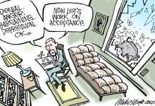 Political cartoon, Republican Party