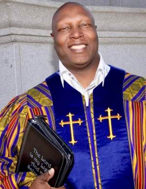 Pastor Hughes is a past president of the Greater Metro Denver Ministerial Alliance (Photo courtesy of Rachel Hughes).