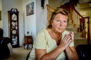 Rose Nuttbrock of Riverside, CA, was alarmed by the changes in her son, Daniel Pierce, who suffered from paranoid schizophrenia. Eventually, she grew scared of him. Pierce was killed by police on Dec. 10, 2018.