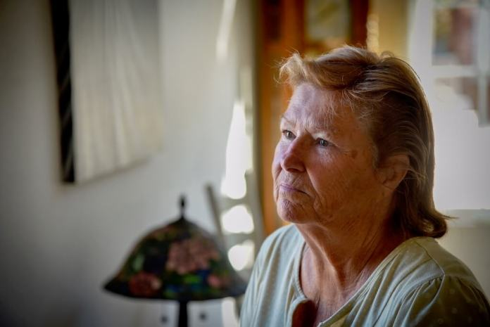 """Daniel Pierce's mother, Rose Nuttbrock of Riverside, Calif., has considered taking legal action about his killing by Rangely police. """"This never should have happened,"""" she says."""