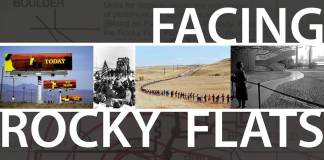 """Facing Rocky Flats"" Art Exhibition Opening"
