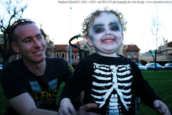 Zombie Toddler