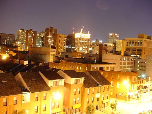 Baltimore (Photo by Brandon Morse via Flickr: Creative Commons)