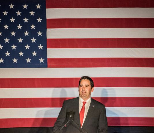 The privilege and promise of Walker Stapleton: A Portrait in Four Parts