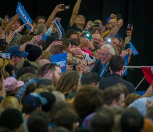 Consistency is key, say Sanders 2020 supporters at huge Colorado rally