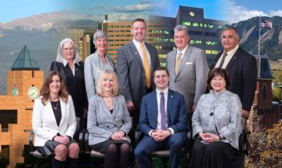 CU Board or of Regents (Courtesy of CU)
