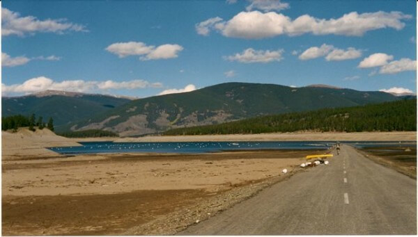 During the 2002 drought, Dillon Reservoir, one of Denver's main sources of drinking water, dropped to a record-low level, forcing mandatory watering restrictions in the city and hampering recreation in Summit County.