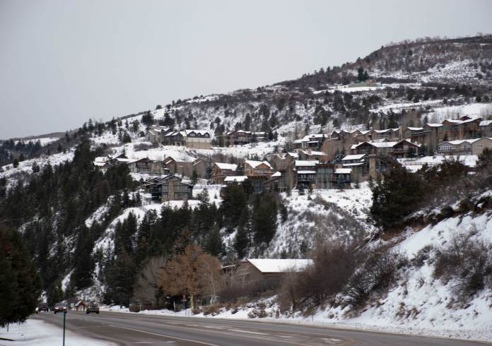 Edwards, a small town in Eagle County, Colorado.