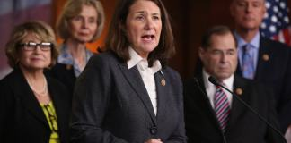 Colorado Rep. Diana DeGette on March 25, 2014 in Washington, D.C. (Photo by Mark Wilson/Getty Images)
