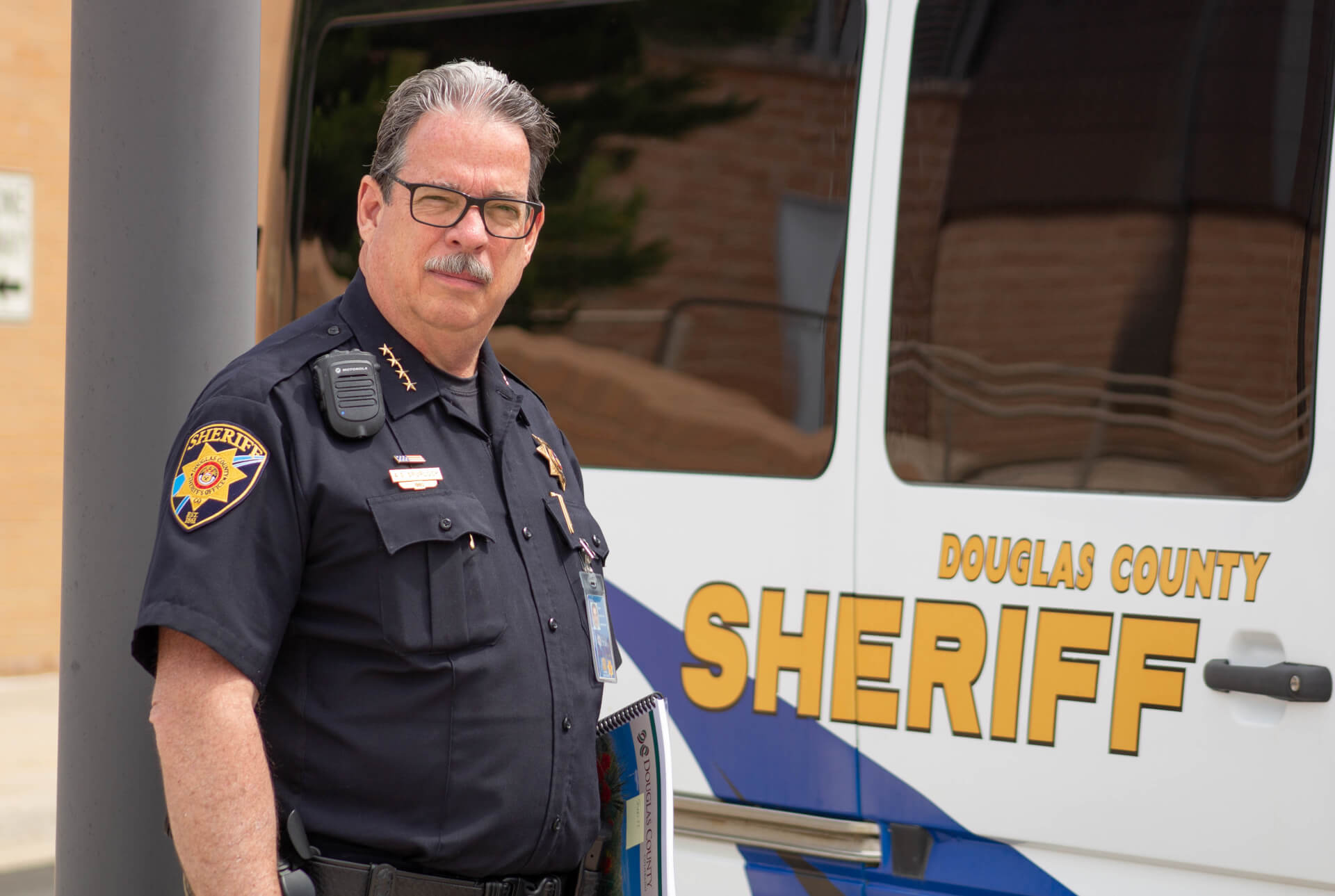 Q&A: Why Republican Sheriff Tony Spurlock keeps fighting for