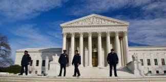 The United States Supreme Court ruled Monday to allow the Trump administration to more stringently screen immigration applicants by income and use of public programs (photo by Phil Cherner)