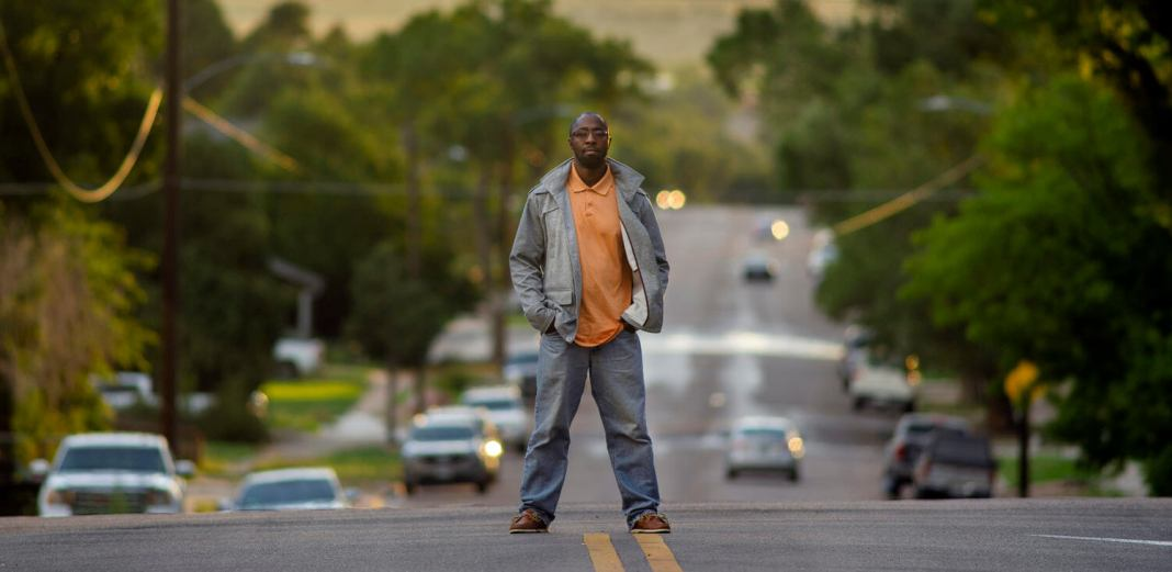Idrissa Camara, an aide at a Pueblo home for disabled people, volunteered for solitary confinement at the Aurora detention center. The experience, he says, brought him close to ending his life. Photo by Bryan Kelsen
