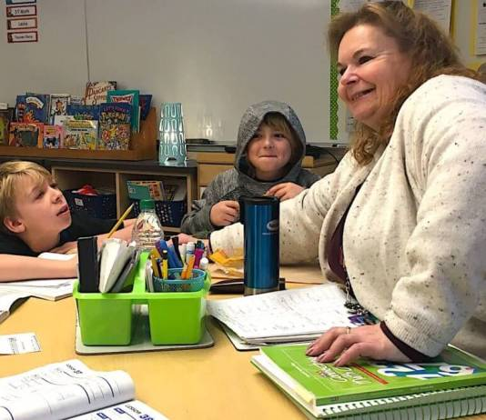 A day in the life of Miss Wendy, a 'foot soldier' for special education