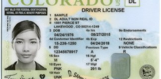 Colorado residents unable to prove they are in the U.S. lawfully have been able to apply for special driver's licenses for almost five years. Appointments, already backfilled for months, may become harder to get this year. (Image of driver's license courtesy of Colorado Division of Motor Vehicles)