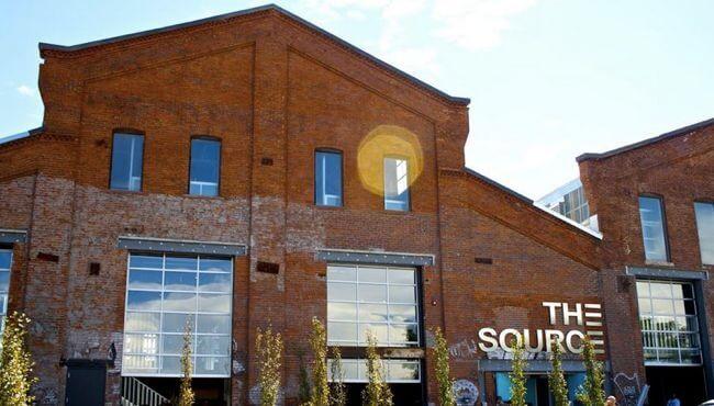 The Source opened on Brighton Boulevard in June. Photo: Tessa Cheek.