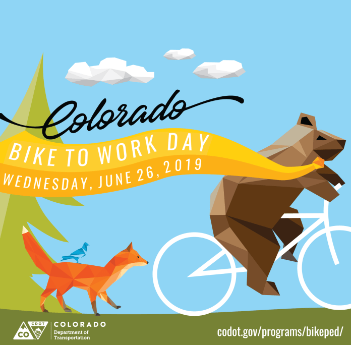 Colorado Bike Month