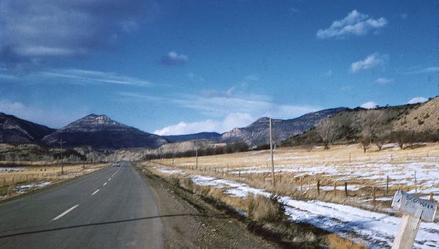 Coulter Ranch, Rifle, Colorado.