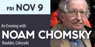 An Evening with Noam Chomsky
