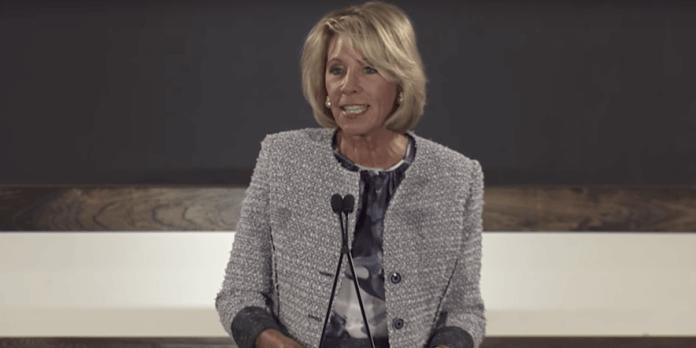 Betsy Devos Trumps Education Pick Has >> What You Should Know About Betsy Devos Trump S Education Secretary