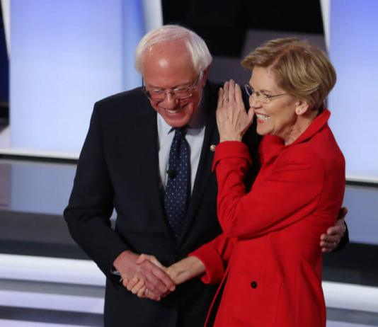 Littwin: The Warren-Bernie feud is about to be swept away in the impeachment war — or maybe not