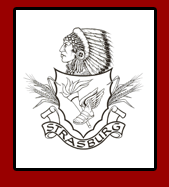 The Strasburg Indian mascot, via district website.