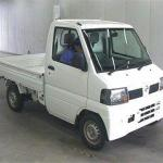 Arriving in June: 2009 Nissan Clipper Automatic Dump Truck: SALE PENDING!