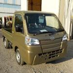 Arriving Soon: Brand New Factory Khaki Color 2017 Daihatsu HiJet S510P!