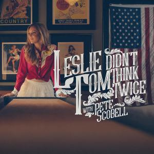 Artwork for COMBO's Featured Member Leslie Tom's new singe, Don't Think Twice