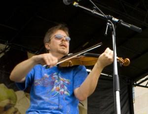 Jamie Krutz violin fiddle