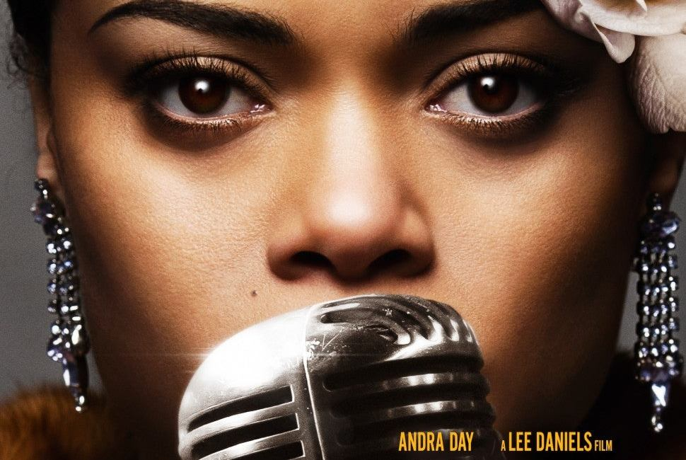 Lady Day movie poster