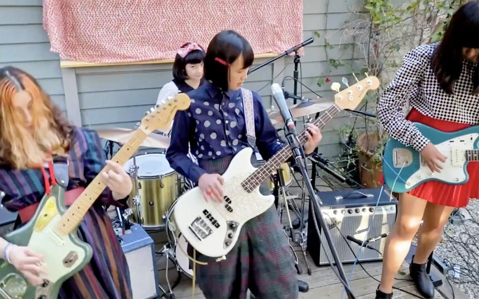 Preteen band