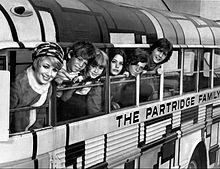 Partridge Family bus