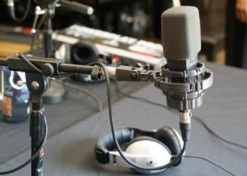 Youth on Record microphone