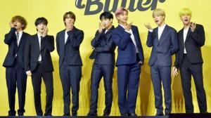 Boy band BTS