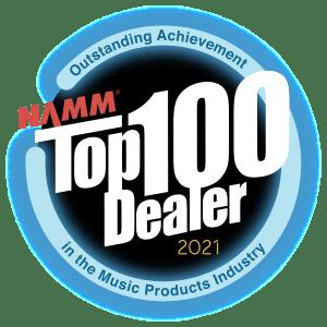 Rupp's Drums Top 100 Dealer