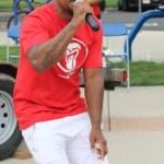 Christian rapper
